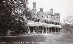 Grey Friars, Dunwich, Suffolk