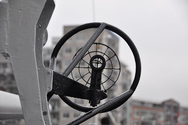 Dordt in Stoom 2012 – Gun visor
