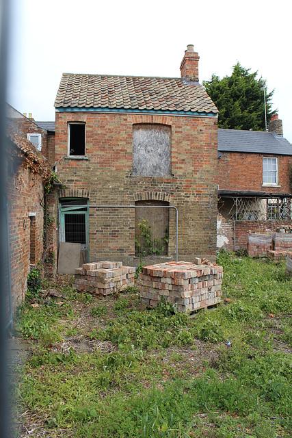 Empty shop, High Street, Chatteris, Cambridgeshire