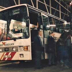 Bus Éireann EVH3 (SI 3003) in Victoria Coach Station, London