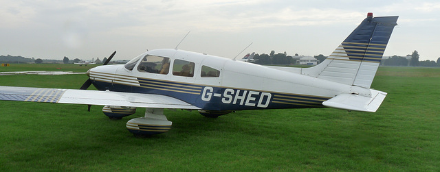Piper PA-28-181 Cherokee Arrow II G-SHED