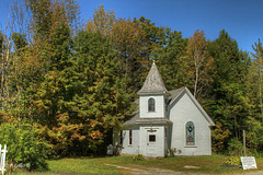 Église champêtre