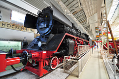 Technik Museum Speyer – Steam loc 03 098