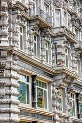 Üppige Fassade