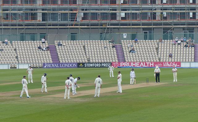 Hampshire v Kent (1) - 18 September 2014