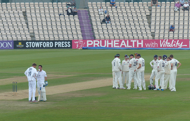 Hampshire v Kent (2) - 18 September 2014