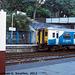 Arriva #150258 at Blaenau Ffestiniog Station, Edited Version, Blaenau Ffestiniog, Gwynedd, Wales (UK), 2012