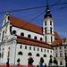 Church of St. Thomas, Brno, Moravia (CZ), 2012