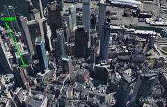 Boston from Google Earth