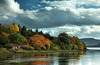 Autumn on the Kyle, Bonar Bridge, Sutherland, Scottish Highlands