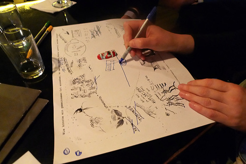 Zeichnung anfertigen ... wo sie noch lange nicht konnten... --- golem-philosophie-1170342 DxO