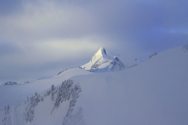 Where Mount Baker Should Be