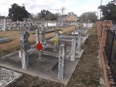 La Louisiane en deuil / Louisiana mourning.