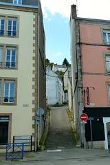 Quimper 2014 – Rue du Coteau du Frugy