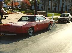 1969 Dodge Charger Daytona (clone)