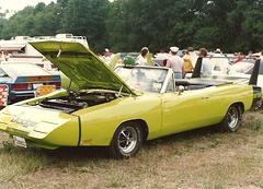 1969 Dodge Charger Daytona Convertible (clone/creation)