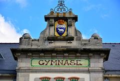 Quimper 2014 – Gymnase