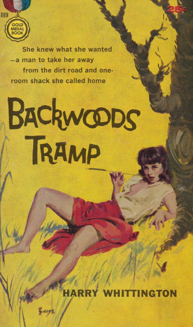Harry Whittington - Backwoods Tramp