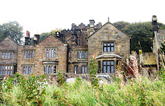 Longshaw Lodge, Derbyshire