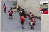 Cameronians fraternizing - Martello Tower 74 - Seaford - 15.9.2013
