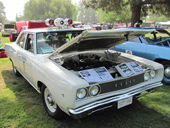 1968 Dodge Coronet Police Car