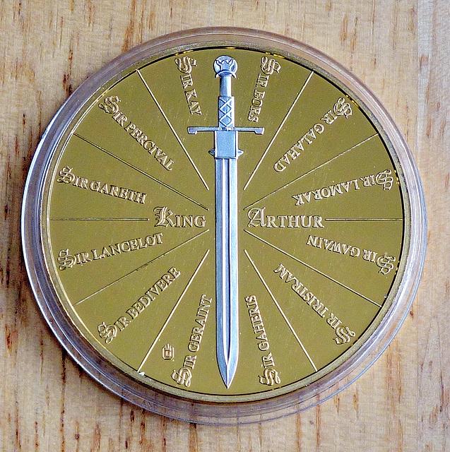 King Arthur (2 of 2).