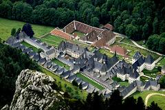Abbaye de la Chartreuse - Région Alpes département Isère