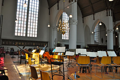 Matthäus Passion in the Grote Kerk in The Hague – interval