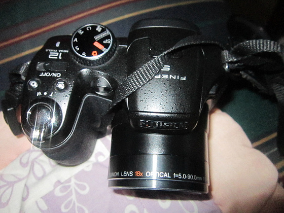 My lovely camera