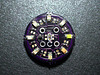 Single-color-LED Coat Button variant
