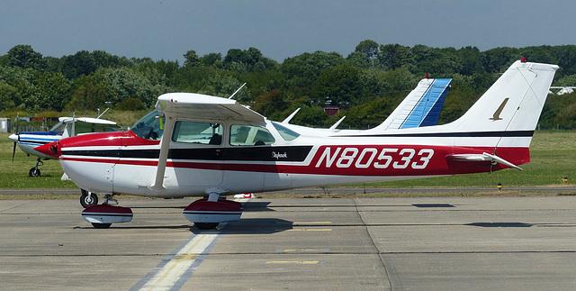 N80533 at Shoreham (2) - 1 July 2014