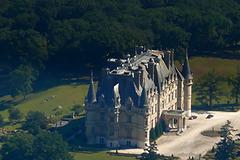 Chateau de Valieres - Mortefontaine - Sud Oise