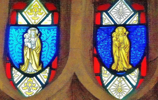 lyme regis church, dorset