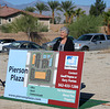 Pierson Plaza Groundbreaking - Mayor Parks (3233)