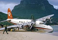 Castaway by Flying Boat!