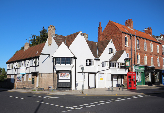 Old Ship Inn, Bridge Street, Worksop, Nottinghamshire