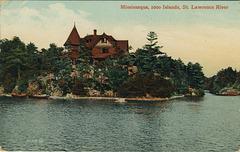 Mississaqua, 1000 Islands, St. Lawrence River