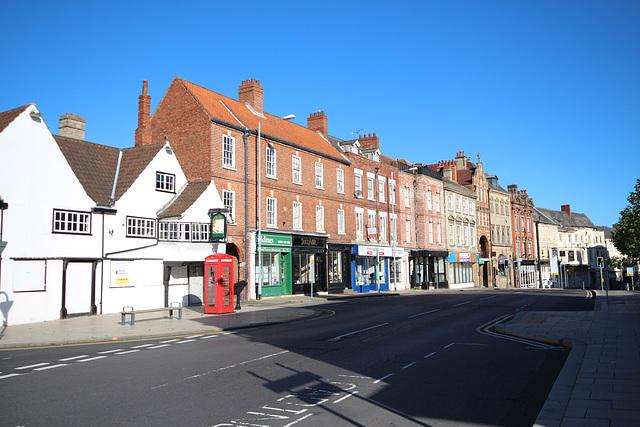 Bridge Street, Worksop, Nottinghamshire