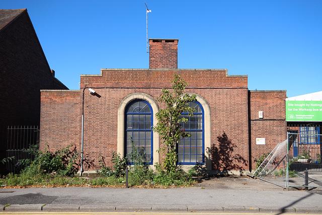 Former Victoria Hospital Buildings Watson Road, Worksop, Nottinghamshire - Awaiting Demolition