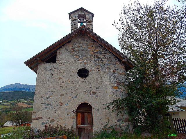 Petite chapelle de montagne !