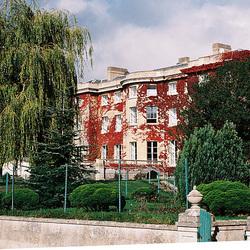 Laxton Hall, Northamptonshire