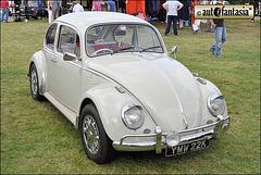 1972 Volkswagen 1300 Beetle - YMW 22K