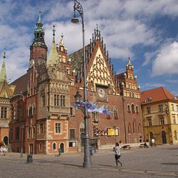 Breslauer Rathaus
