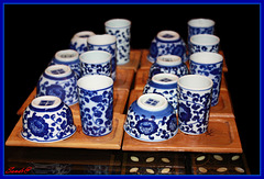 Thé et porcelaine