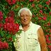 Albert im Rhododendrongarten Rathen