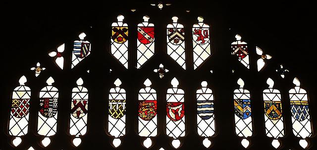 cerne abbas church, dorset