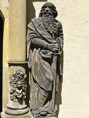 Meißen 2013 – Statue of Paul the Apostle
