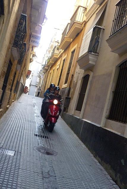 Las calles de Cádiz me recuerdan a Nápoles