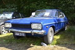 Oldtimerfestival Ravels 2013 – 1972 Ford Capri 1300