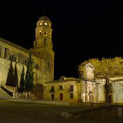 Spain - Baeza, Plaza de Santa María